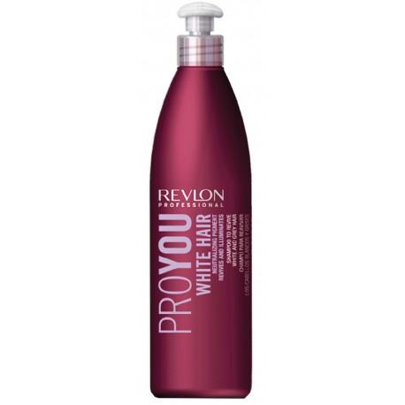 Шампунь для осветленных волос Pro you white hair