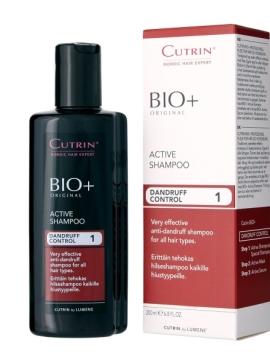 Активный шампунь против перхоти CUTRIN PROFESSIONAL