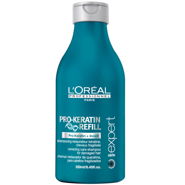 Шампунь про-кератин Pro-Keratin Refill Shampoo от L'Oreal Professionnel