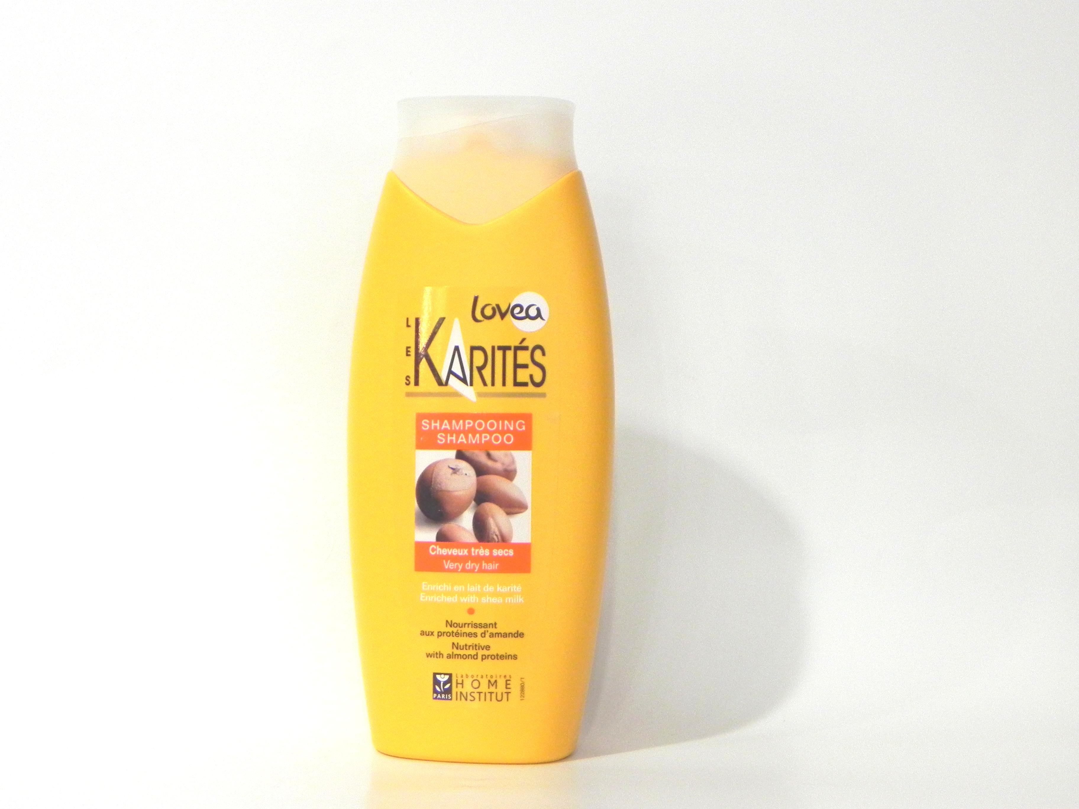 Шампунь увлажняющий с маслом ши
