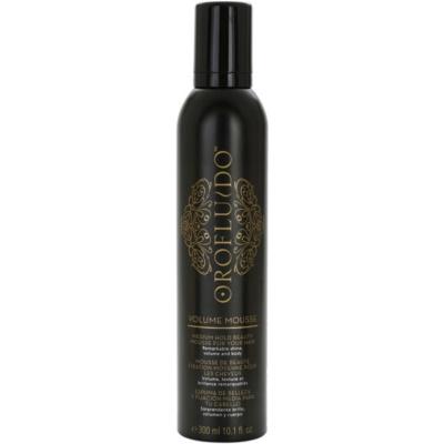 Пена для объёма волос Orofluido