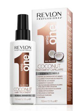 Маска-спрей для волос с ароматом кокоса