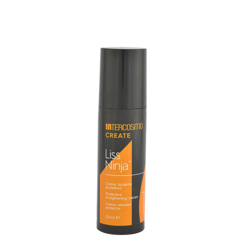 Крем для разглаживания волос