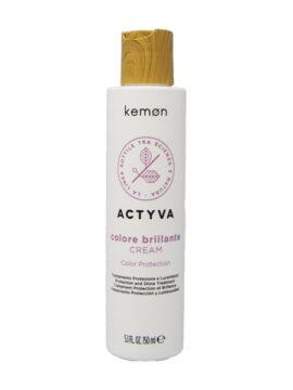 Защитный крем для окрашенных волос