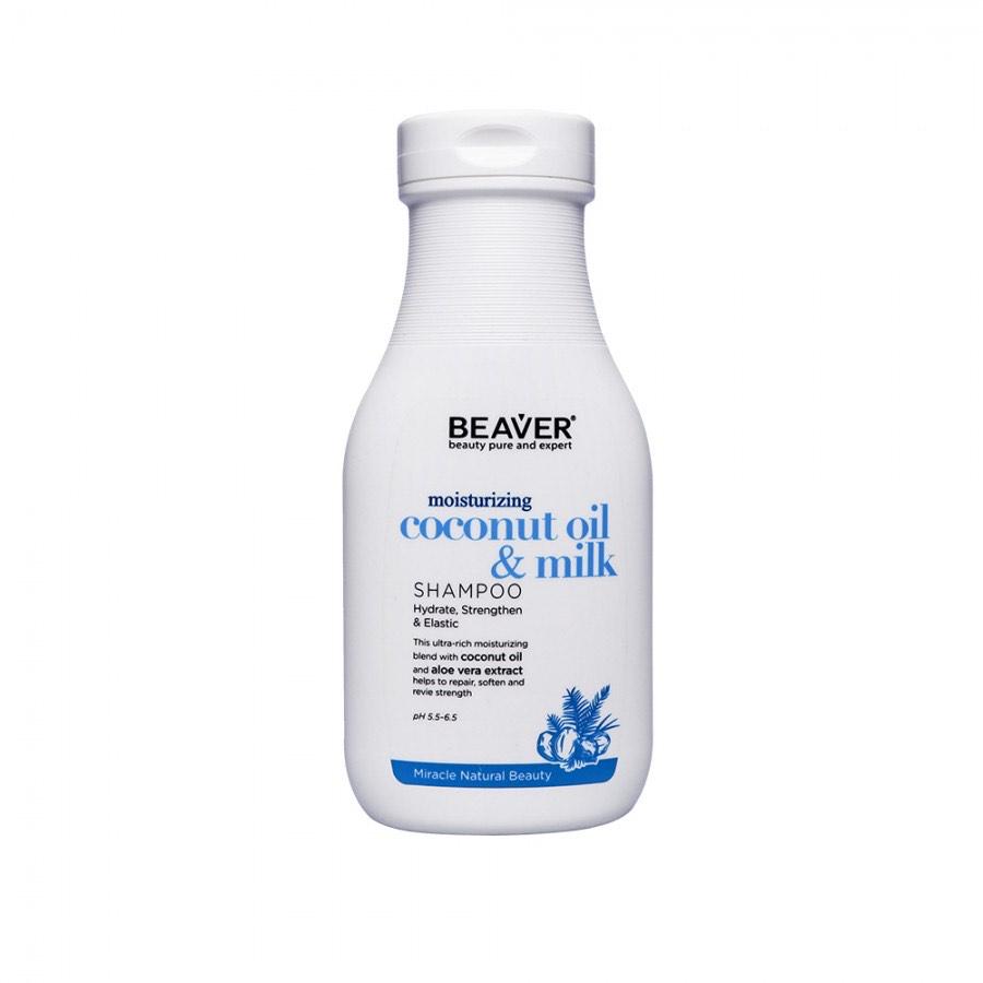 Шампунь Coconut Oil & Milk